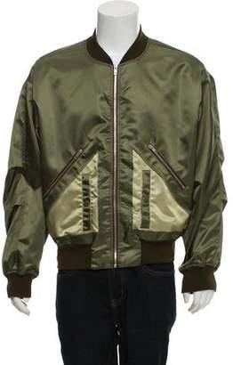 Maison Margiela Nylon Military Bomber Jacket w/ Tags