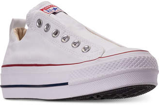 Converse Women Chuck Taylor All Star Low Top Fashion Casual Sneakers from Finish Line