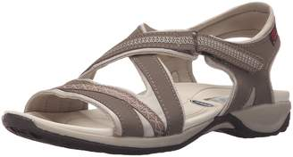 Dr. Scholl's Women's Panama Flat Sandal