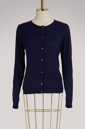 A.P.C. Deborah cotton cardigan
