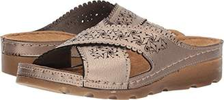 Spring Step Flexus by Women's Passat Slide Sandal