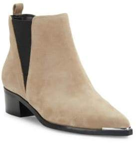 Marc Fisher Yale Suede Booties