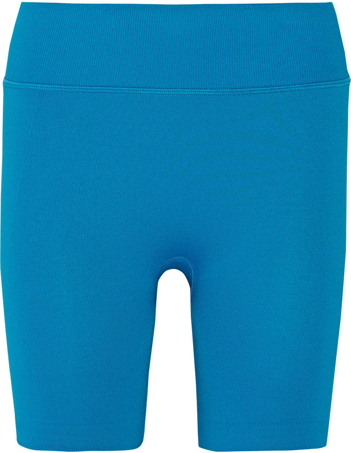 Yummie by Heather Thomson Cheryl stretch-jersey shorts