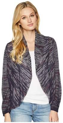 Nic+Zoe Star Crossed Cardy Women's Sweater