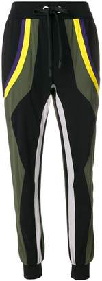 NO KA 'OI No Ka' Oi colour block track pants