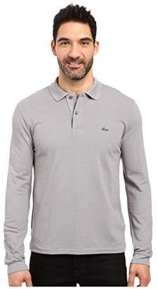 Lacoste Men's Short Sleeve Pique Classic Fit Polo Shirt