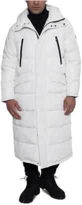 Sean John Men Full-Length Hooded Puffer Jacket
