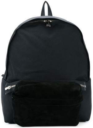 Hender Scheme all around zip backpack