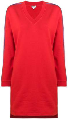 Kenzo short sweatshirt dress