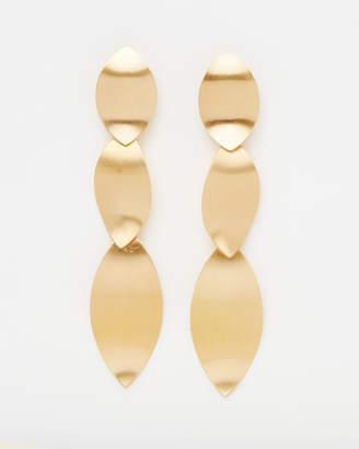 Mng Boston Earrings