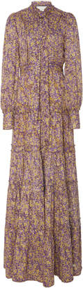 Alexis Margeaux Floral Maxi Dress