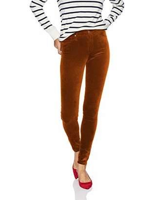 AG Adriano Goldschmied Women's Velvet Farrah Skinny