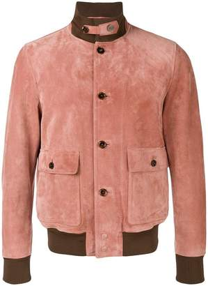 Tom Ford fitted bomber jacket