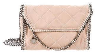 Stella McCartney Mini Quilted Falabella Crossbody Bag