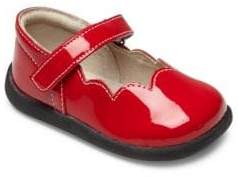 See Kai Run Baby's& Toddler's Scalloped Patent Leather Mary Janes