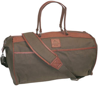 Buxton Expedition Ii Huntington Gear Duffel Bag