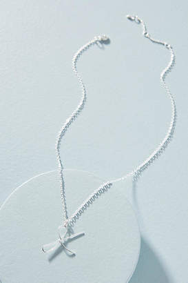 Anthropologie Wrapped Up Pendant Necklace