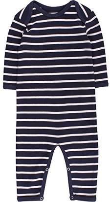 Green Cotton Fred's World by Baby Stripe Bodysuit,12-18 Months