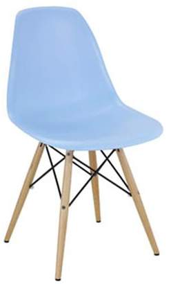 Apt2B Rinaldi Side Chair LIGHT BLUE