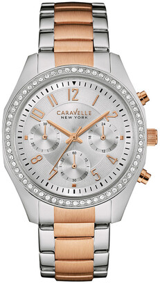Bulova Caravelle by  Women's Stainless Steel Watch