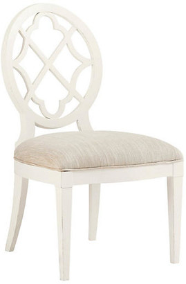 Tommy Bahama Mill Creek Side Chair - Pearl