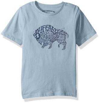 Buffalo David Bitton by David Bitton Big Boys' Typo Uno Tee Shirt