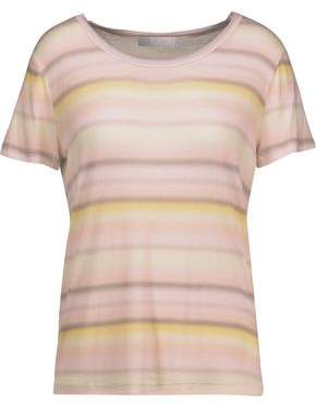 Kain Label Printed Cotton And Modal-Blend Jersey T-Shirt