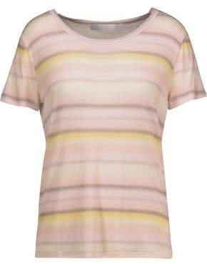 Kain Label Sabine Printed Stretch-Modal T-Shirt