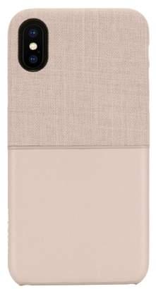 Incase Designs Textured Snap iPhone X & Xs Case