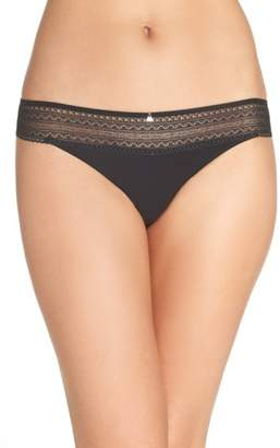 Women's Passionata By Chantelle Knit Thong