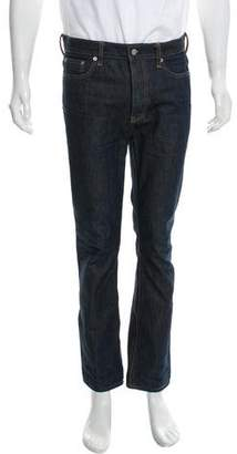 BLK DNM Selvage Slim Fit Jeans