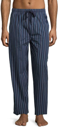 Psycho Bunny Woven Lounge Pants with Logo