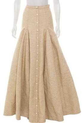 Rosie Assoulin 2016 Tweed Skirt