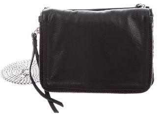 AllSaints Club Mini Crossbody Bag