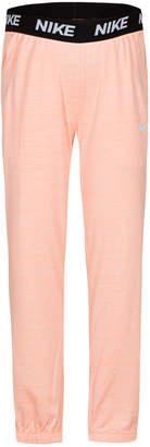 Nike Little Girls Logo-Waist Pants