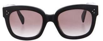 Celine Gradient Oversize Sunglasses