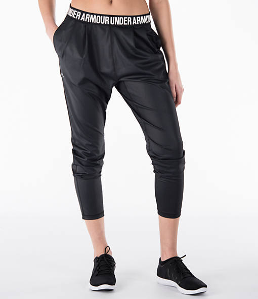 Under Armour Women's Harem Shine Pants