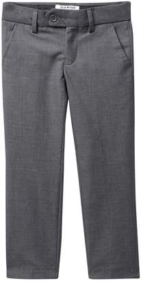 Isaac Mizrahi Slim Fit Wool Blend Pants (Toddler Boys)