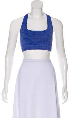 Outdoor Voices Reversible Athletic Crop Top
