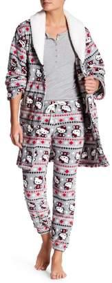Hello Kitty Plush Jogger Pants