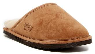 Western Chief Alpine Genuine Shearling Slipper