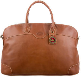LongchampLongchamp Aulstan Leather Bowler