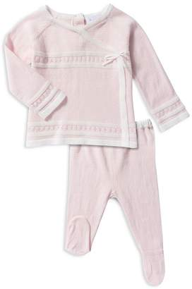 Angel Dear Girls' Shirt & Footie Pants Take Me Home Set - Baby