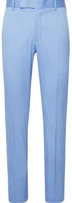 Richard James Hyde Slim-Fit Cotton-Blend Twill Suit Trousers