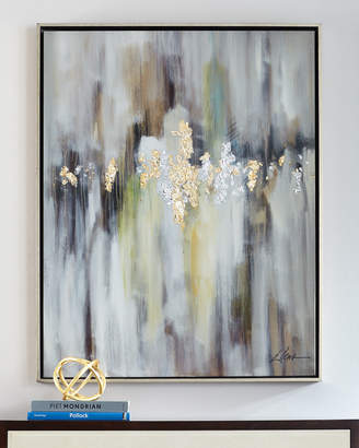 """John-Richard Collection John Richard Collection Behind the Veil"""" Giclee on Canvas Wall Art Painting"""""""