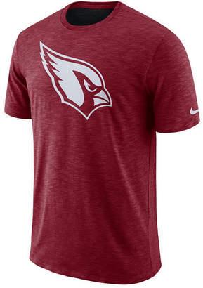 Nike Men's Arizona Cardinals Dri-Fit Cotton Slub On-Field T-Shirt