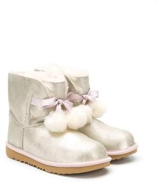 UGG (アグ) - Ugg Australia Kids TEEN lace-up boots
