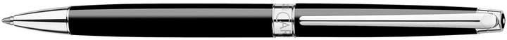 Léman Slim Ballpoint Pen, Black
