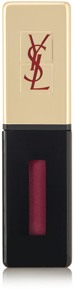 Saint Laurent Beauty - Rouge Pur Couture Lip Lacquer Glossy Stain - Rouge Vintage 5