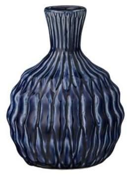 Bloomingville Vase 15x20cm - marineblau